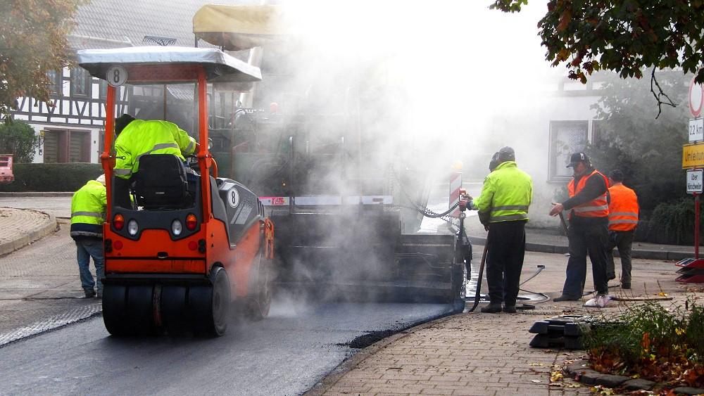 Finanzierung von Straßenausbauten