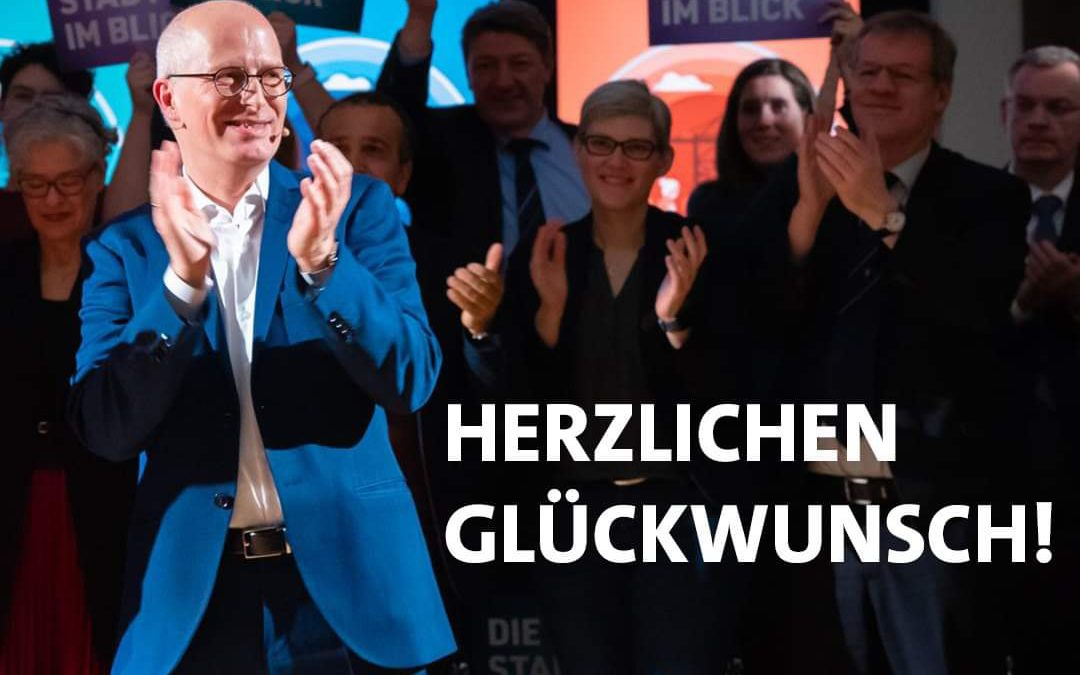 Danke Hamburg!
