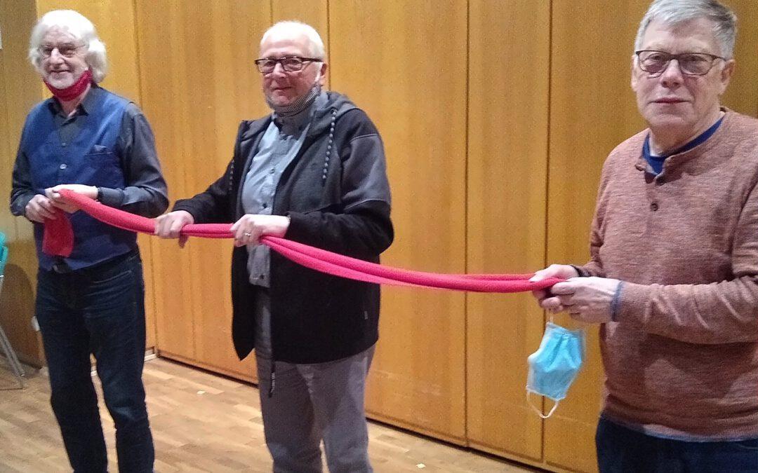 SPD Arbeitsgemeinschaft 60 plus – Vorstand gewählt